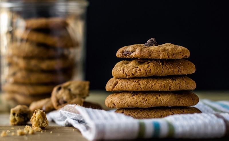 Cookies... Krümel...